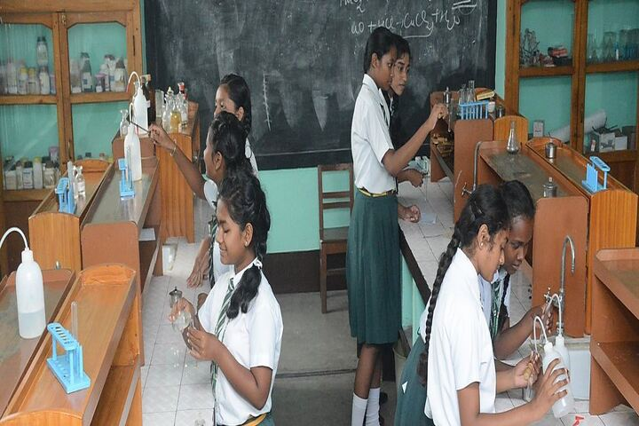 Good Shepherd School-Chemistry Lab