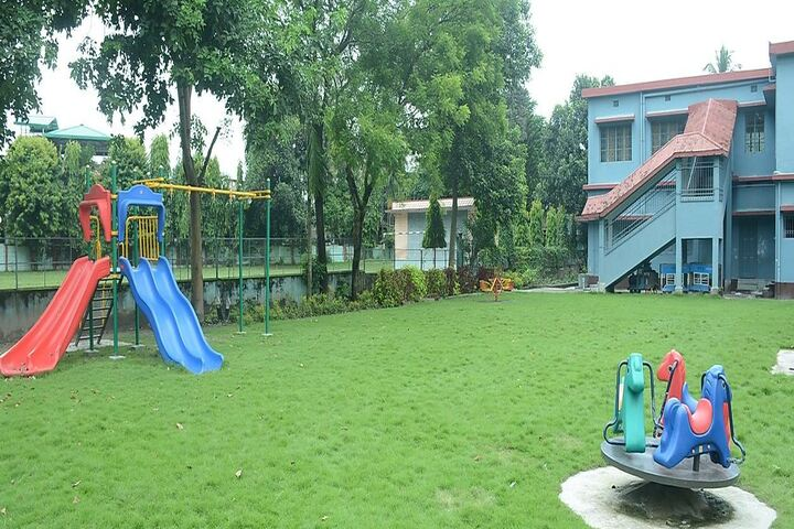 Good Shepherd School-Play Area