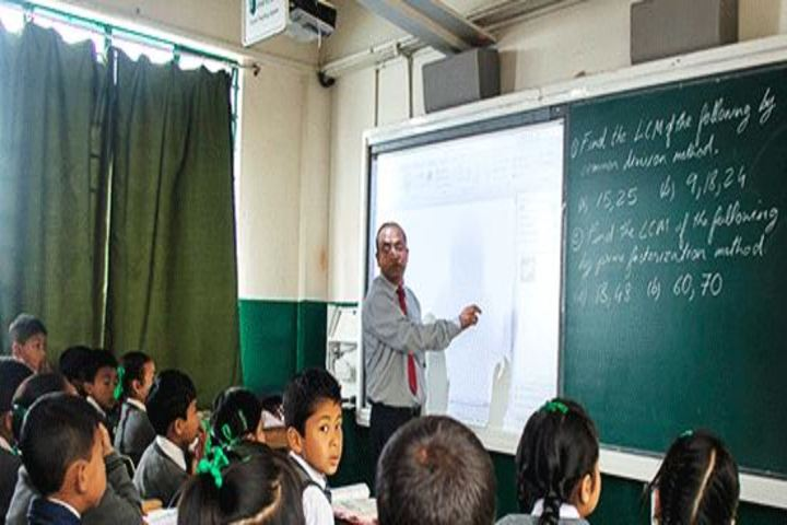 Gyanoday Niketan-Classroom