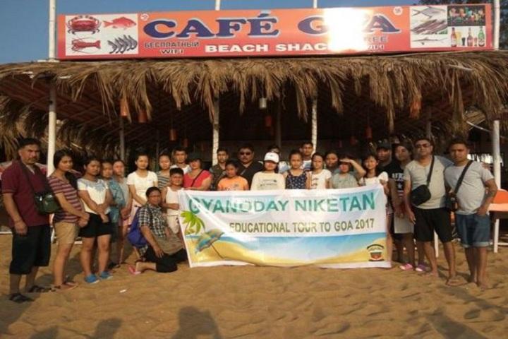 Gyanoday Niketan-Education Tour