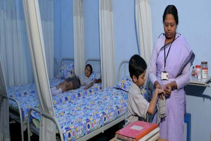 M C Kejriwal Vidyapeeth-Health Care