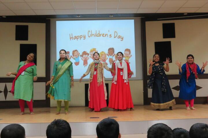 M C Kejriwal Vidyapeeth-Childrens Day