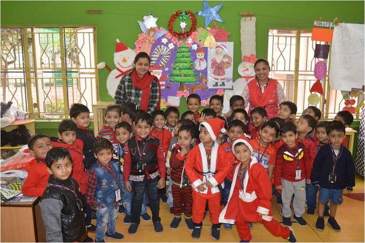 M C Kejriwal Vidyapeeth-Christmas Celebrations