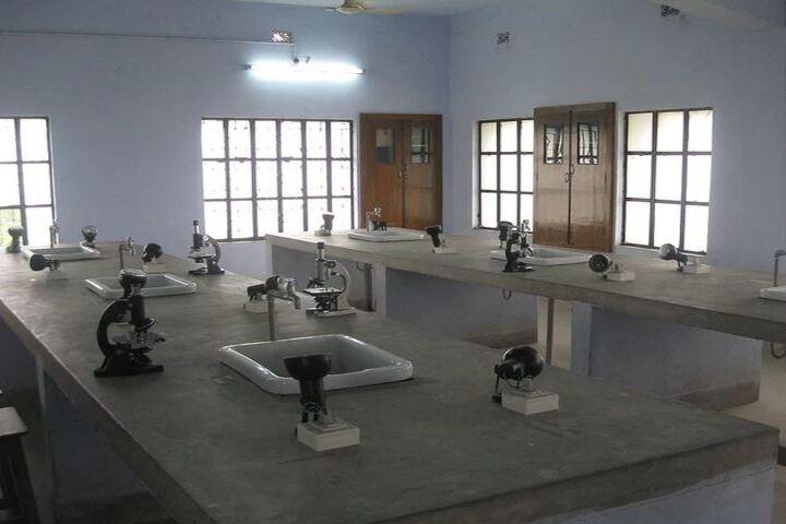 East West Model School-Biology Lab