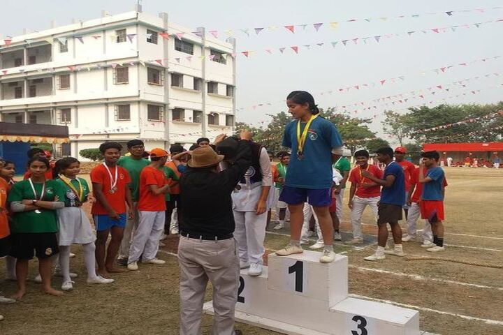 East West Model School-Prize Ceremony