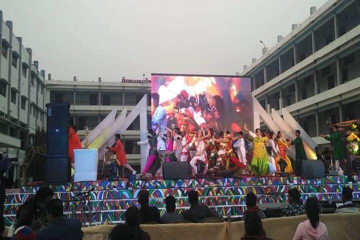 East West Model School-Dance