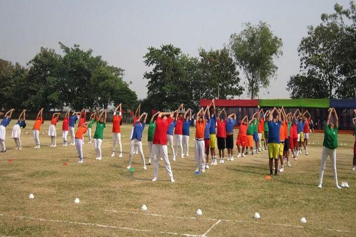 East West Model School-Exercise