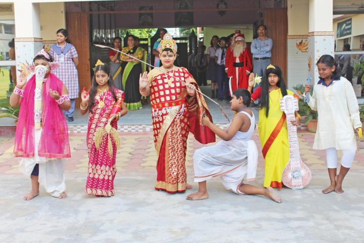 Holy Cross School-Festival Celebrations