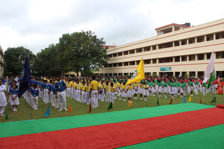 Holy Cross School-Independence Day