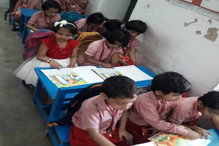 Modern English Academy-Classroom