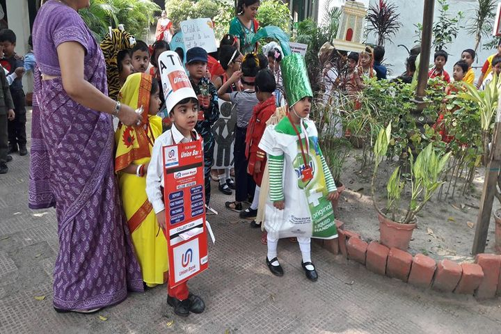 Modern English Academy-Fancy Dress Competition