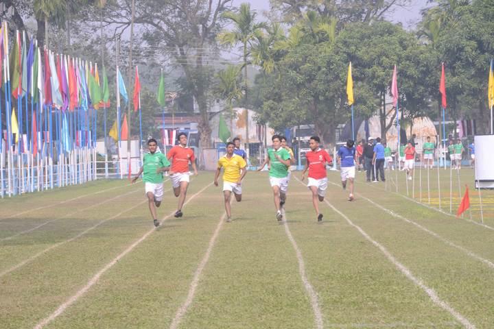 Modern English Academy-Sports