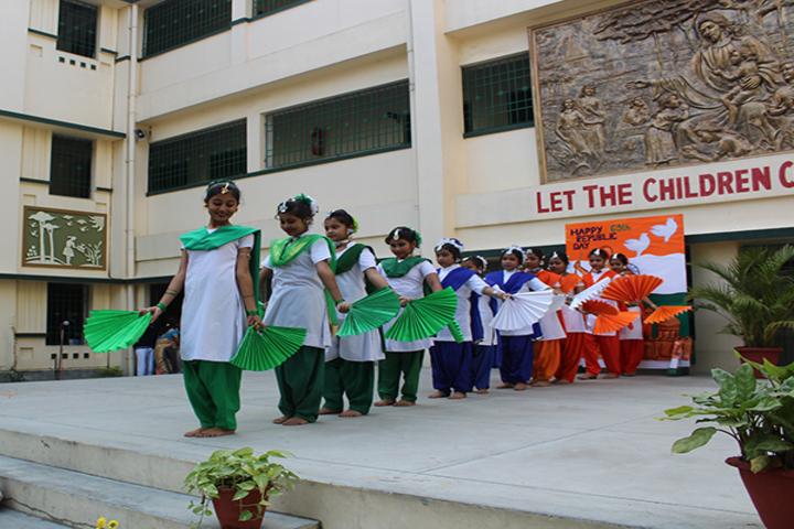 St Mary S Convent School-Republic Day