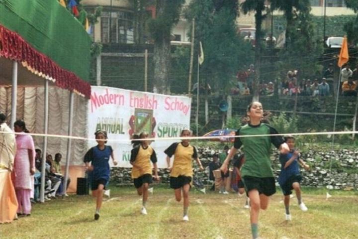 Modern English School-Sports Day