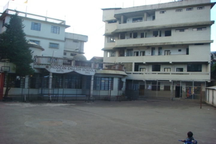 Modern English School-Campus
