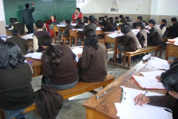 Modern English School-Classroom