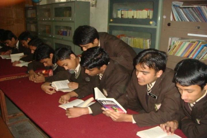Modern English School-Library