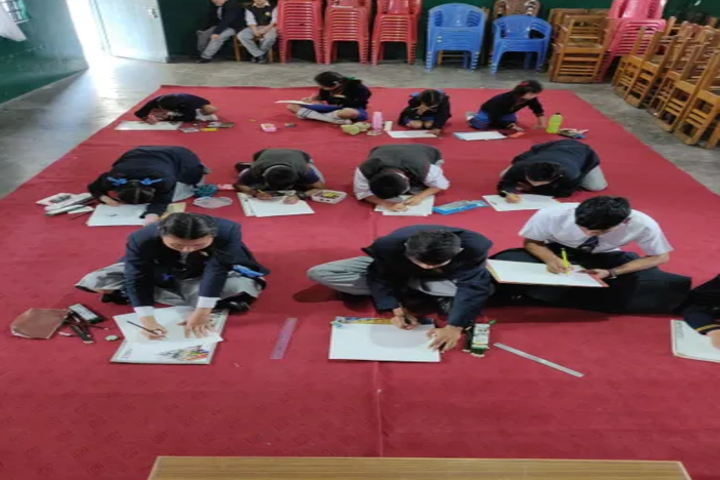 Springdale Academy-Drawing Competition