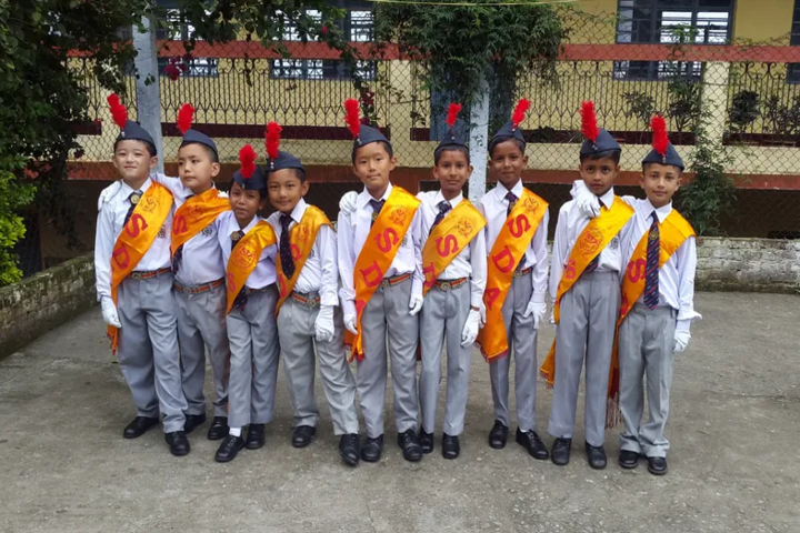 Springdale Academy-Investiture Ceremony
