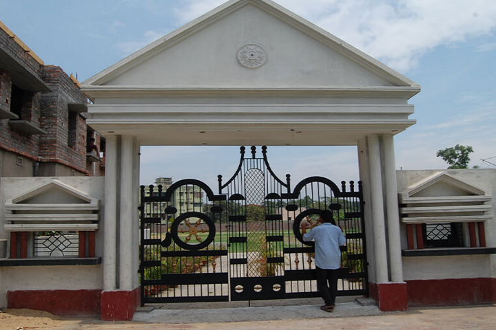 Stepping Stone School-Campus-View Gate