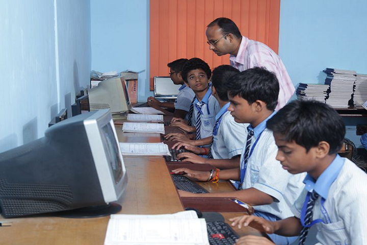 Stepping Stone School-IT-Lab