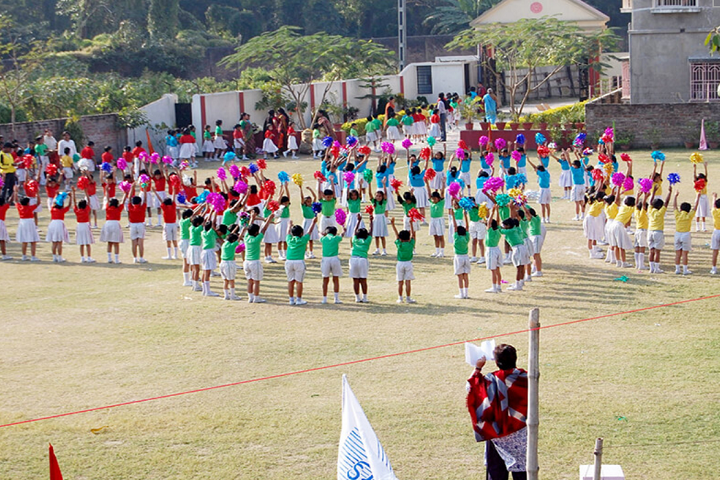 Stepping Stone School-Sports Day