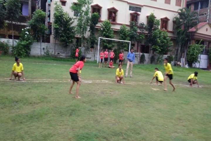 Stepping Stone School-Sports Kho Kho