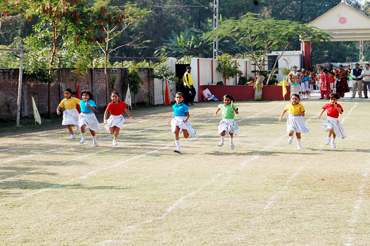 Stepping Stone School-Sports Running