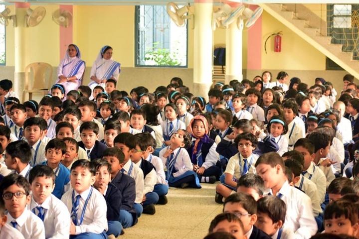 Bishop Morrow School-Auditrioum