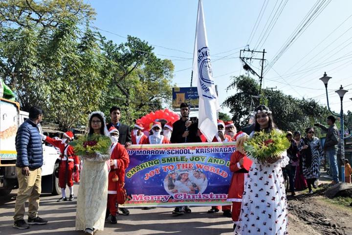 Bishop Morrow School-Christmas Celebrations