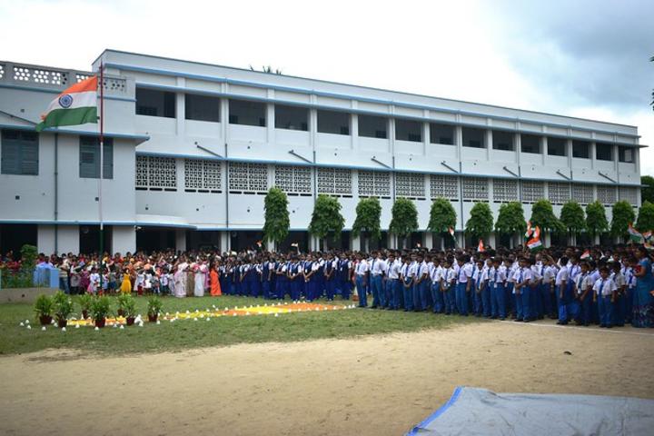 Bishop Morrow School-Independence Day