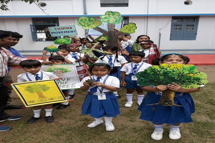 Bishop Morrow School-Plantation Day
