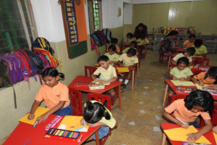 Akshar-Classroom