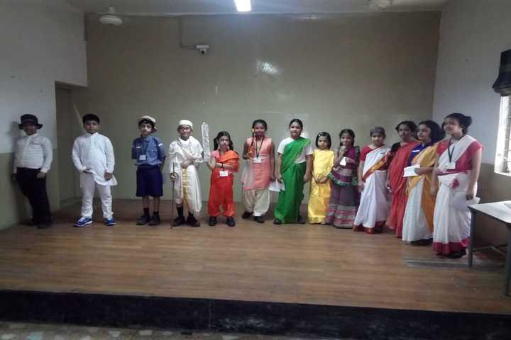 Akshar-Fancy Dress