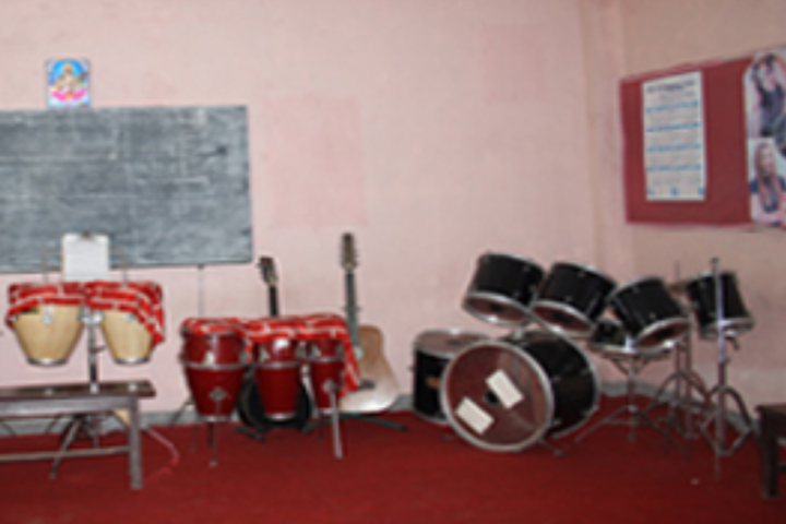 Vrindavan School-Music Room