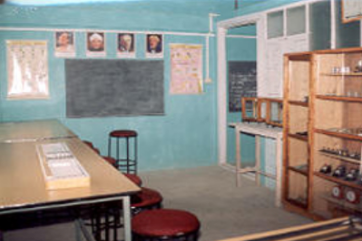 Vrindavan School-Physics Lab