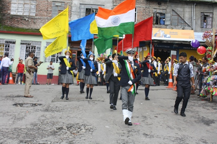 Vrindavan School-Republic Day