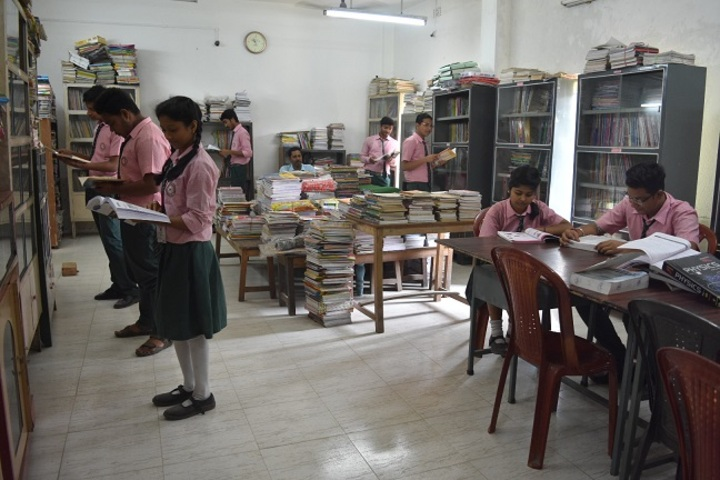 Jogamaya Memorial Institute-Library