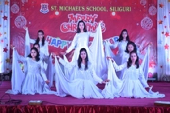 St Michaels School-Christmas Celebrtions