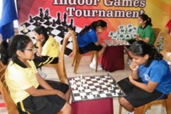 St Michaels School-Indoor Games