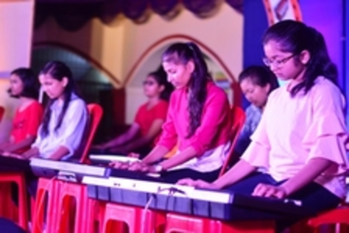 St Michaels School-Music Competition