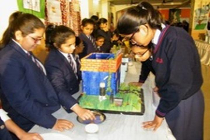 St Michaels School-School Exhibition