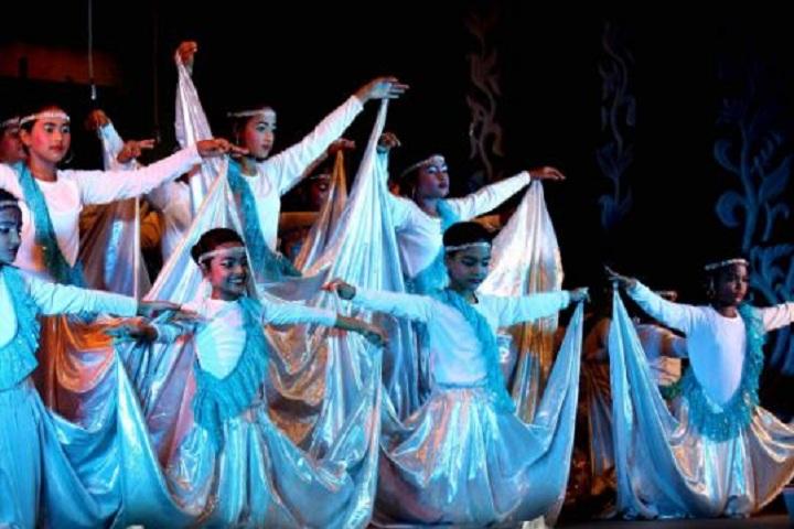 Auxilium Convent School-Dance1