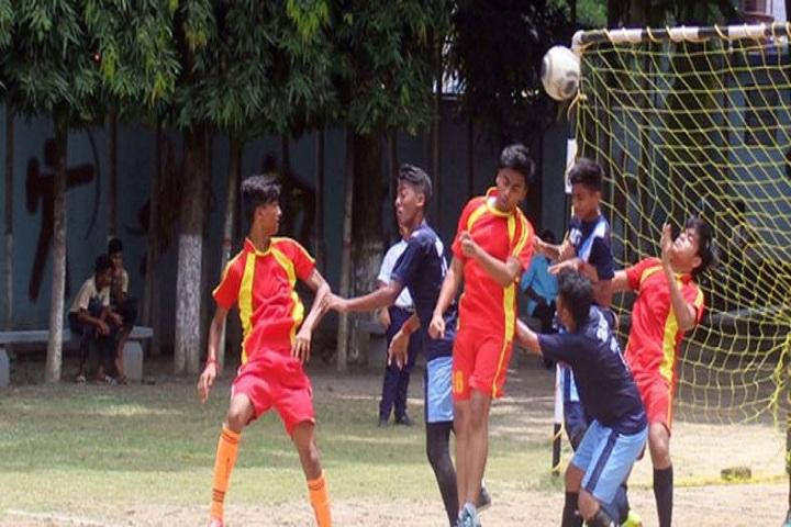 Auxilium Convent School-Indoor Games