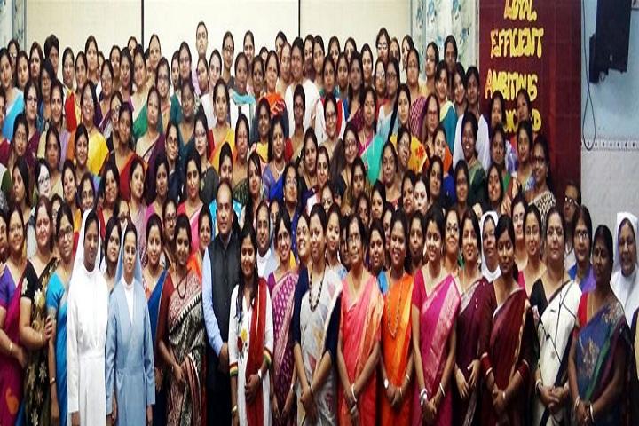 Auxilium Convent School-Staff