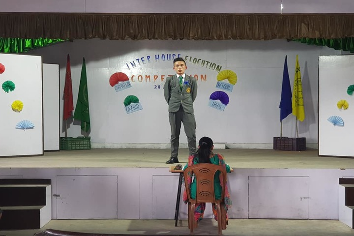 Camellia School-Elocution Competition