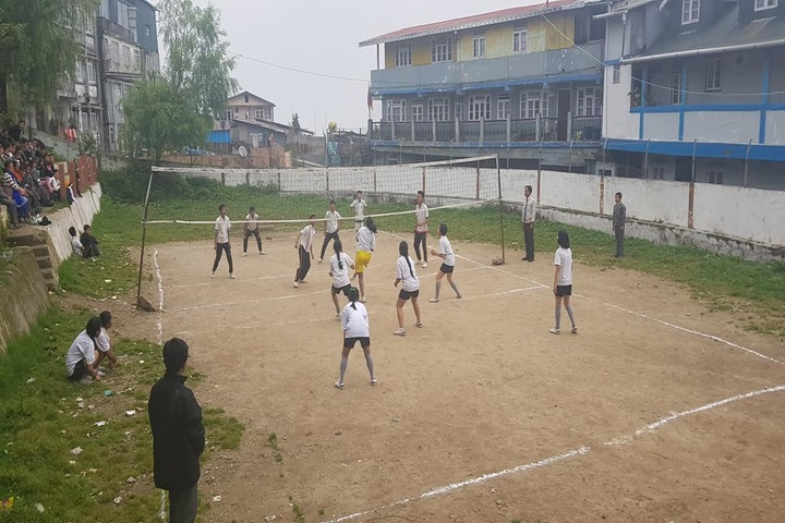 Camellia School-Volley Ball Court