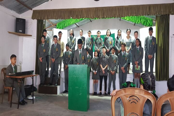 Camellia School-Assembly