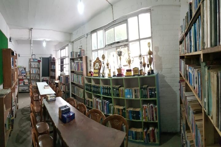Camellia School-Staff Library
