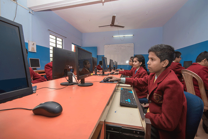 Father Leblond School-Computer Lab